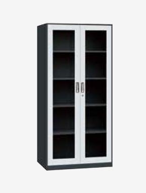 XPD-W-013通玻开门柜